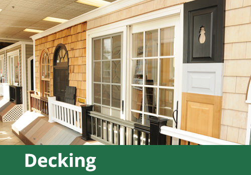 View our Decking products